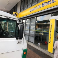 Photo taken at Banco do Brasil by Luciano F. on 4/16/2018
