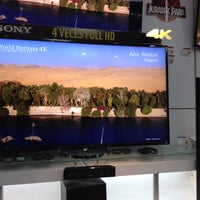 Photo taken at Sony Store by Yosafathg on 10/20/2013