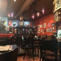 Photo taken at Rockn' Joe Coffeehouse & Bistro by Anna L. on 8/24/2016