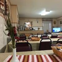 Photo taken at Streecha Ukrainian Kitchen by Anna L. on 2/11/2017