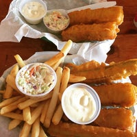 Photo taken at Thousand Oaks Fish & Chips by Gerry M. on 4/29/2015