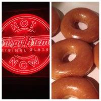 Photo taken at Krispy Kreme Doughnuts by Gerry M. on 6/16/2013