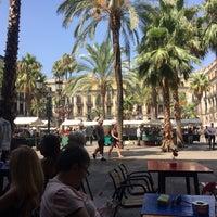 Photo taken at Hotel Barcelona House by Artem B. on 8/28/2016