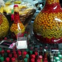 Photo taken at Mercado Central by Rodrigo S. on 6/1/2013