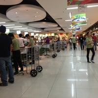 Photo taken at The Landmark Supermarket by Sexee R. on 3/12/2013