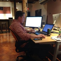 Photo taken at Inbound Marketing Agents (New HQ) by Bill F. on 11/12/2013