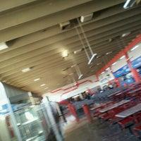 Photo taken at Central de Autobuses de Torreón by Antonio I. on 10/5/2012