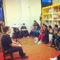 Photo taken at Ginestra Fabbrica della Conoscenza by Nonno N. on 12/13/2014