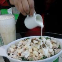Photo taken at Café Fit by Gabriela R. on 10/10/2013