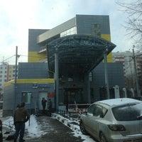 Photo taken at ОВД Академического района by Sakulik17 on 3/13/2013