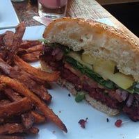 Photo taken at Eureka Gourmet Burger and Craft Beer by Gloria K. on 6/14/2013
