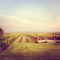 Photo taken at Mackinaw Valley Vineyard by Jill M. on 7/6/2013