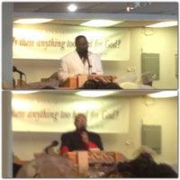 Photo taken at Salem Missionary Baptist Church by Michele H. on 7/21/2013