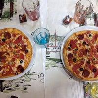 Photo taken at Fly Pizza by ALi Ç. on 8/10/2015