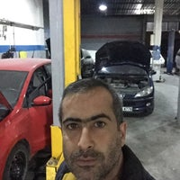 Photo taken at Arslan Otomotiv özel servis by Arif on 10/19/2015