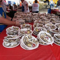 Photo taken at Oyster Bay Oyster Festival by Roderick S. on 10/19/2013