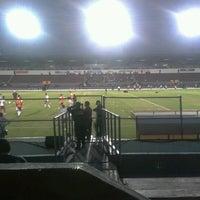 Foto tomada en Estadio 3 de Marzo por Carlos G. el 10/27/2012