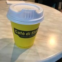 Photo taken at Cafe Di Stazi by Daniel T. on 9/20/2017