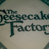 Photo taken at The Cheesecake Factory by Ariane D. on 10/28/2012