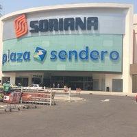 Photo taken at Plaza Sendero by Luis Q. on 4/28/2013