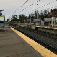 Photo taken at MetroLink - Delmar Loop Station by Scott L. on 4/13/2017