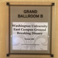 Photo taken at Union Station Hotel - Grand Ballroom A by Scott L. on 5/5/2017