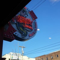 Photo taken at Freddy Junior's by Nik B. on 11/16/2014