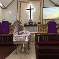 Photo taken at The United Methodist Church, Guimba, Nueva Ecija by Crissana D. on 4/13/2017