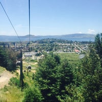 Photo taken at Skyline Rotorua Gondola by Andrea S. on 1/6/2015
