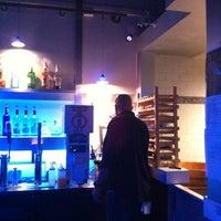 Photo taken at Rain Premier Sushi Bar & Bistro by Rodd B. on 11/3/2012