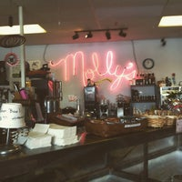Photo taken at Molly's Old Fashioned Ice Cream by Nicolette H. on 2/27/2015