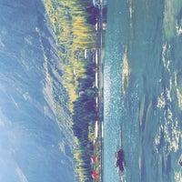 Photo taken at Shangrilla Lake by aisha a. on 10/15/2015
