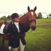 Photo taken at Morven Park Equestrian Center by Frank Y. on 5/18/2013