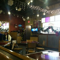 Photo taken at Pizza Shuttle by John J. on 12/17/2012