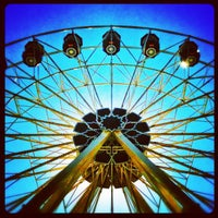 Photo taken at Giant Wheel by Mitch D. on 10/6/2012