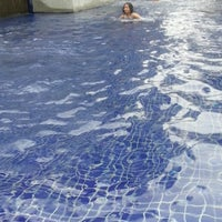 Photo taken at Swimming Pool @ Armanee Condo by Amirah R. on 6/7/2015