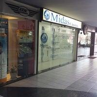 Photo taken at Midas Cambio by Chris N. on 1/22/2014