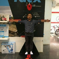 Photo taken at Technobike by Argo P. on 10/11/2016