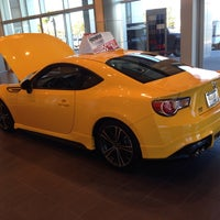 Photo taken at Hendrick Toyota Scion Wilmington by Tim S. on 12/12/2014