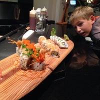 Photo taken at Bento Box Sushi Bar & Asian Kitchen by Tim S. on 11/29/2014
