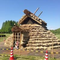 Photo taken at さきたま古墳公園 by Takako H. on 4/28/2013