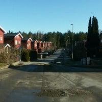 Photo taken at Viksjövallen by Uldis R. on 4/7/2015