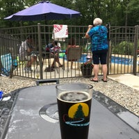 Photo taken at The Pool at The Woods Campground by Dennis M. on 7/1/2017