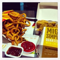 Photo taken at McDonald's by Christian N. on 3/11/2013