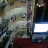 Photo taken at Batam City Square (BCS) Mall by qhomier on 12/5/2012