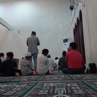 Photo taken at Masjid Sukajadi by qhomier on 7/3/2014