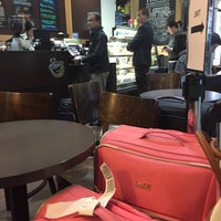 Photo taken at Gloria Jean's Coffees by Tim L. on 6/30/2015