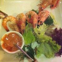 3/15/2013 tarihinde Ali M.ziyaretçi tarafından Kordon Yengeç Restaurant'de çekilen fotoğraf