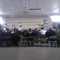 Photo taken at Florida Army National Guard Armory by Sean P. on 2/8/2014
