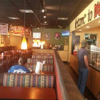 Photo taken at Moe's Southwest Grill by Sean P. on 5/2/2015
